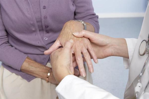 Воспаление суставов пальцев рук и ног